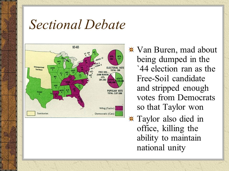 Sectional Debate