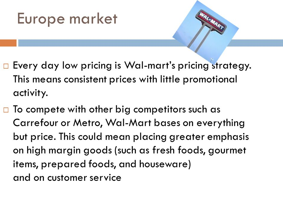 Carrefour & Wal-Mart's Global Expansion - ppt video online download