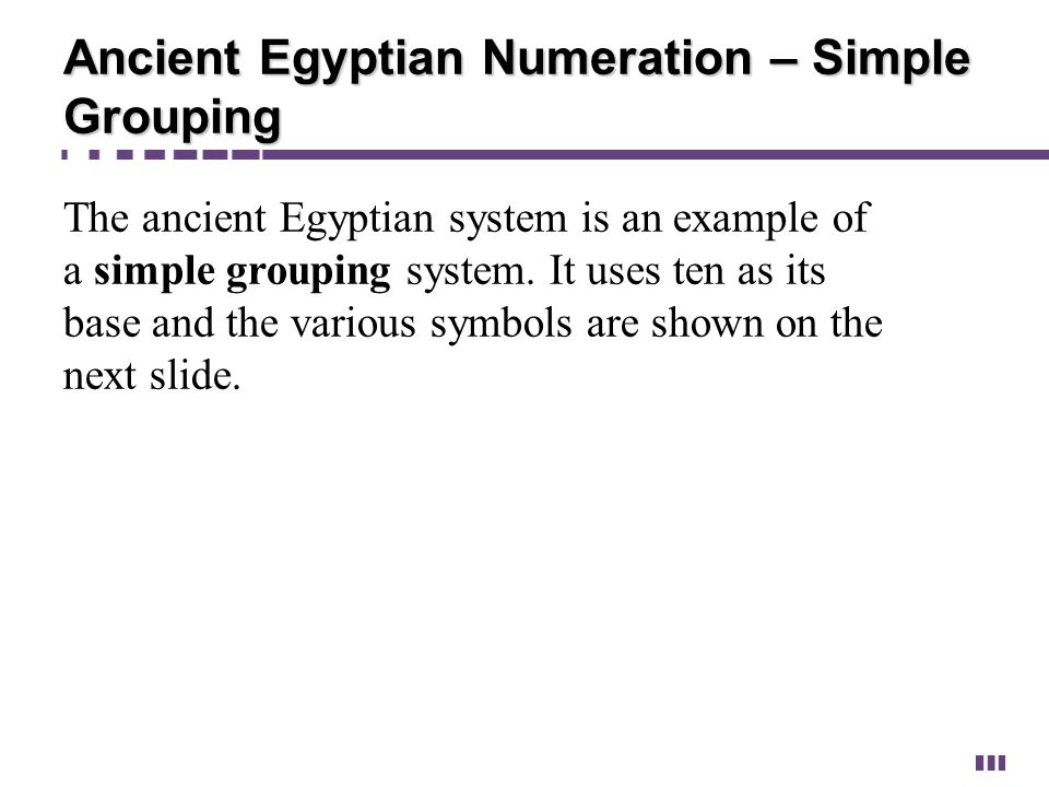 Historical Numeration Systems Ppt Video Online Download