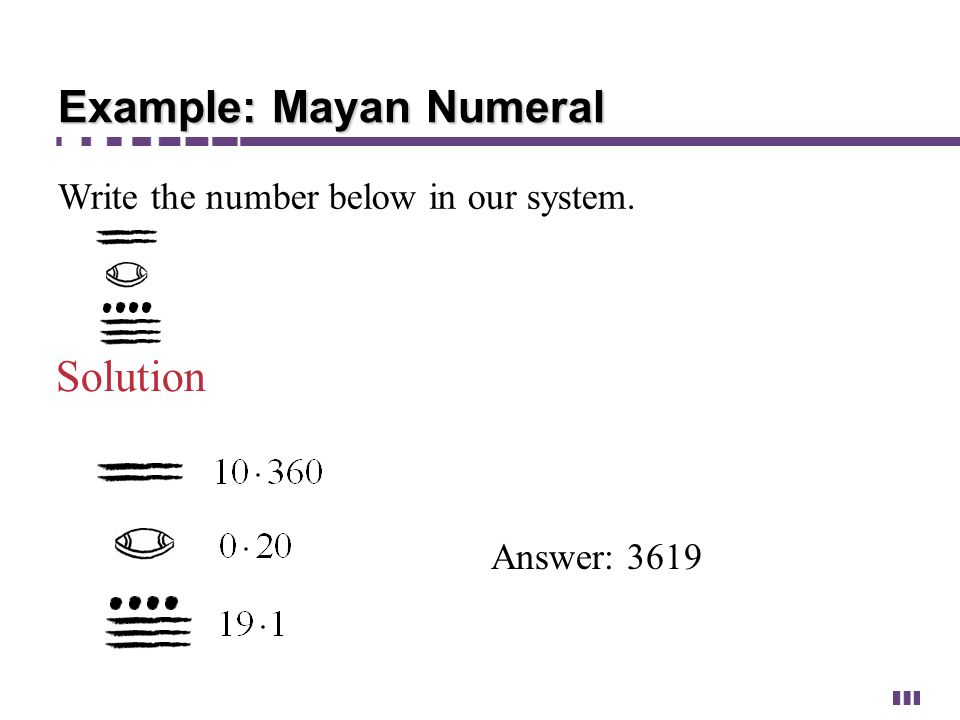 Historical Numeration Systems - ppt video online download