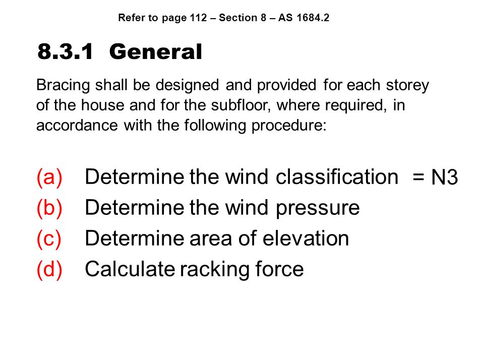 2182 D - Timber Framing Code Wall Bracing Class Exercise ppt download