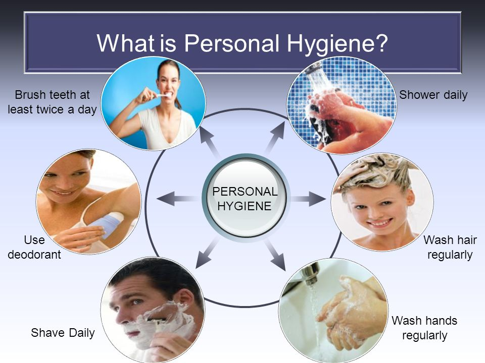 PERSONAL HYGIENE & GROOMING - ppt video online download