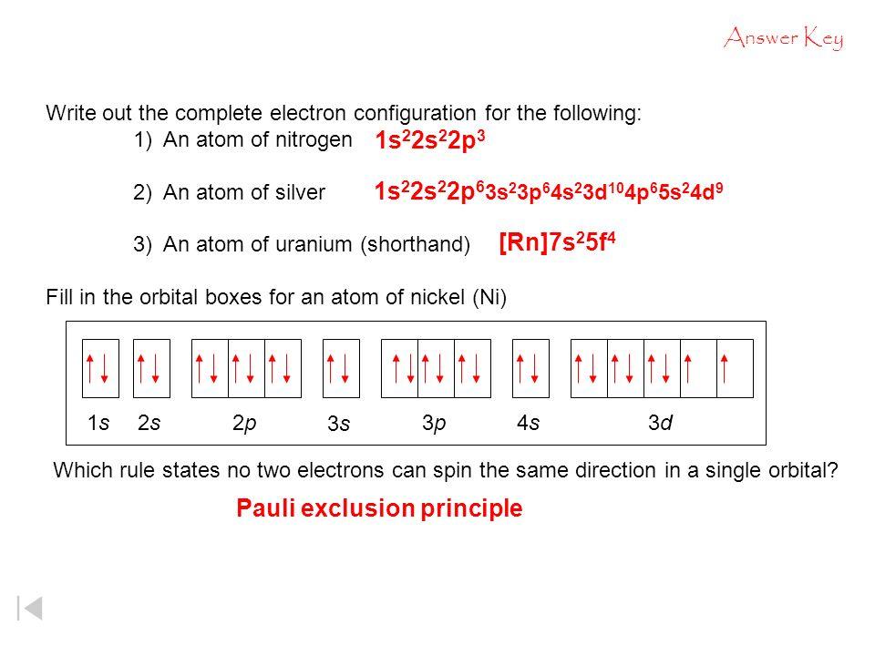 Electron Configuration Ppt Video Online Download