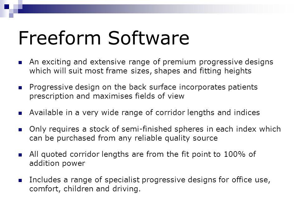 Crossbows Optical Freeform Software. - ppt video online download