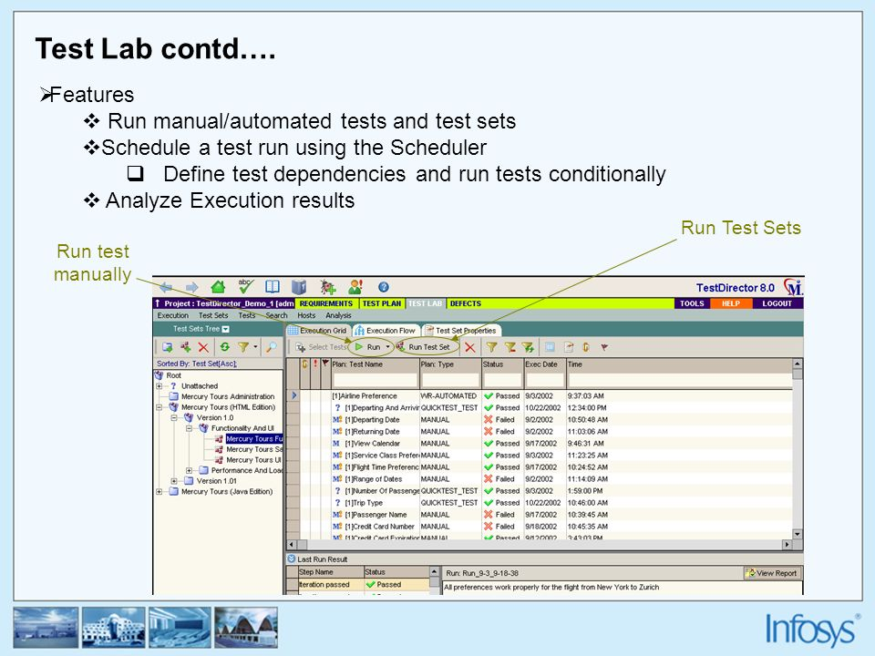 introduction to test director ppt video online download rh slideplayer com Test 0 1 4.5 Test