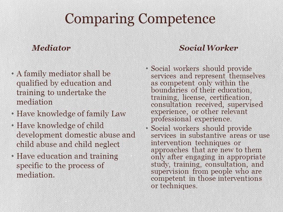Mediator/Social Worker - ppt video online download