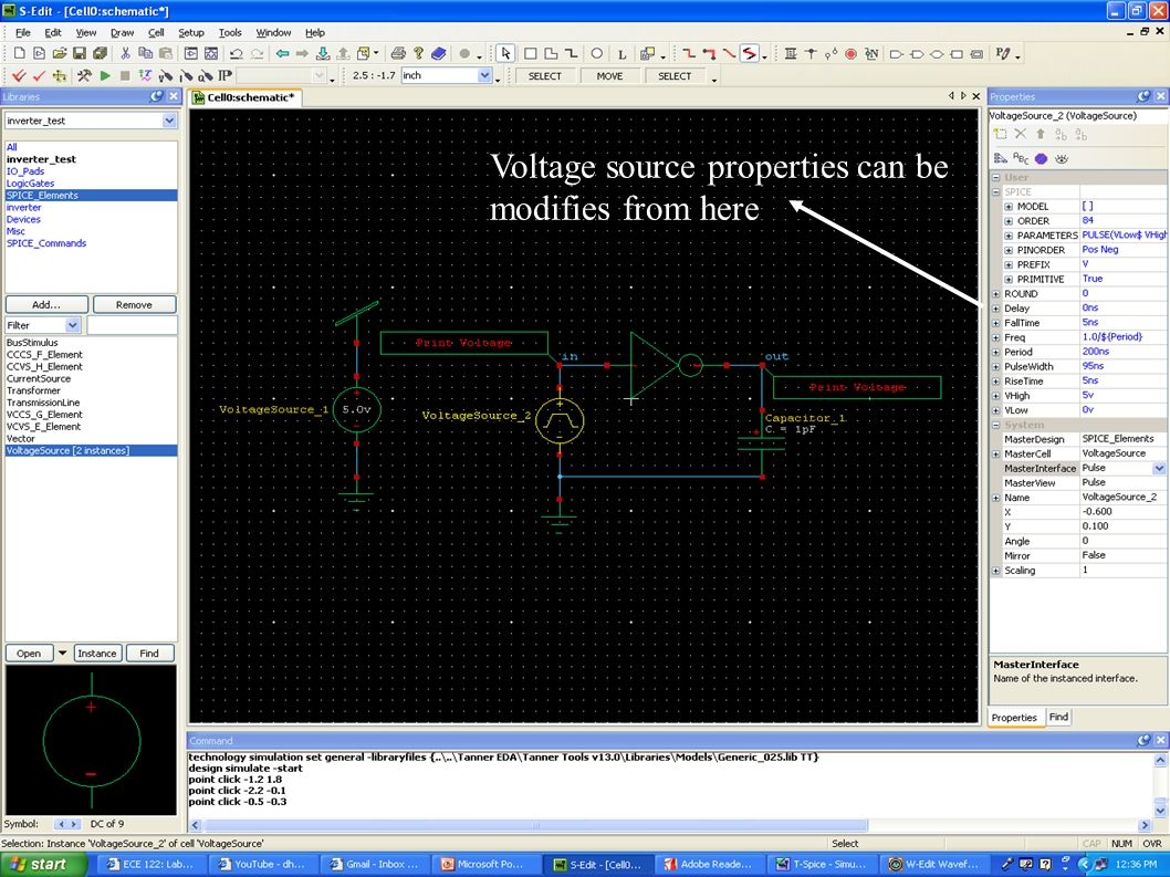 Ece122 Digital Electronics Design Ppt Video Online Download Electronic Schematic Drawing Software 26 Voltage