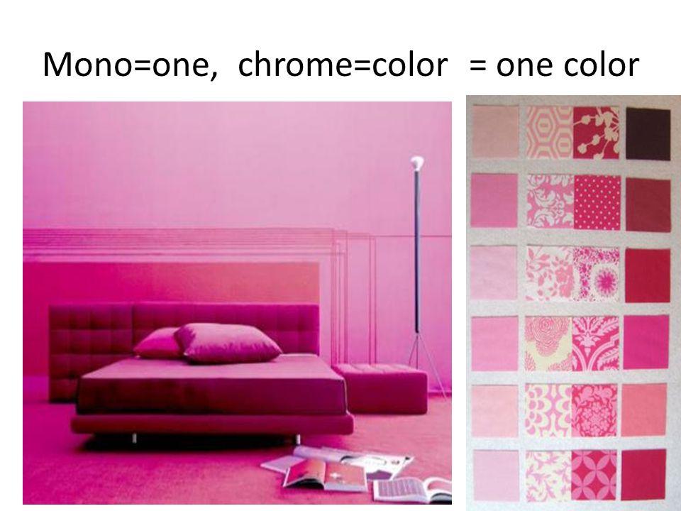 5 Mono\u003done chrome\u003dcolor \u003d one color