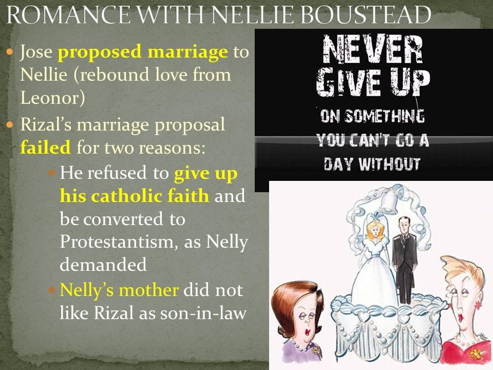 ROMANCE WITH NELLIE BOUSTEAD