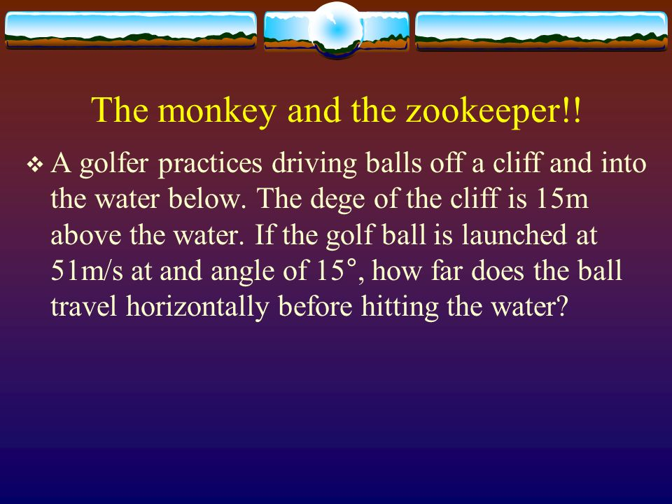 The monkey and the zookeeper!!