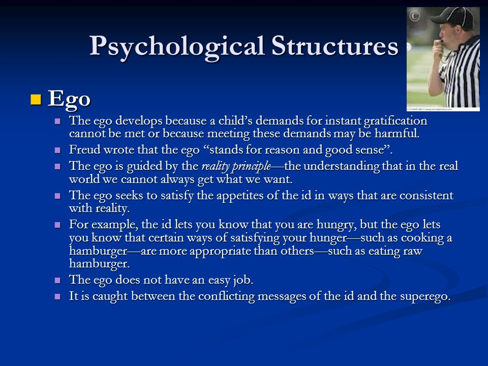 Psychological Structures