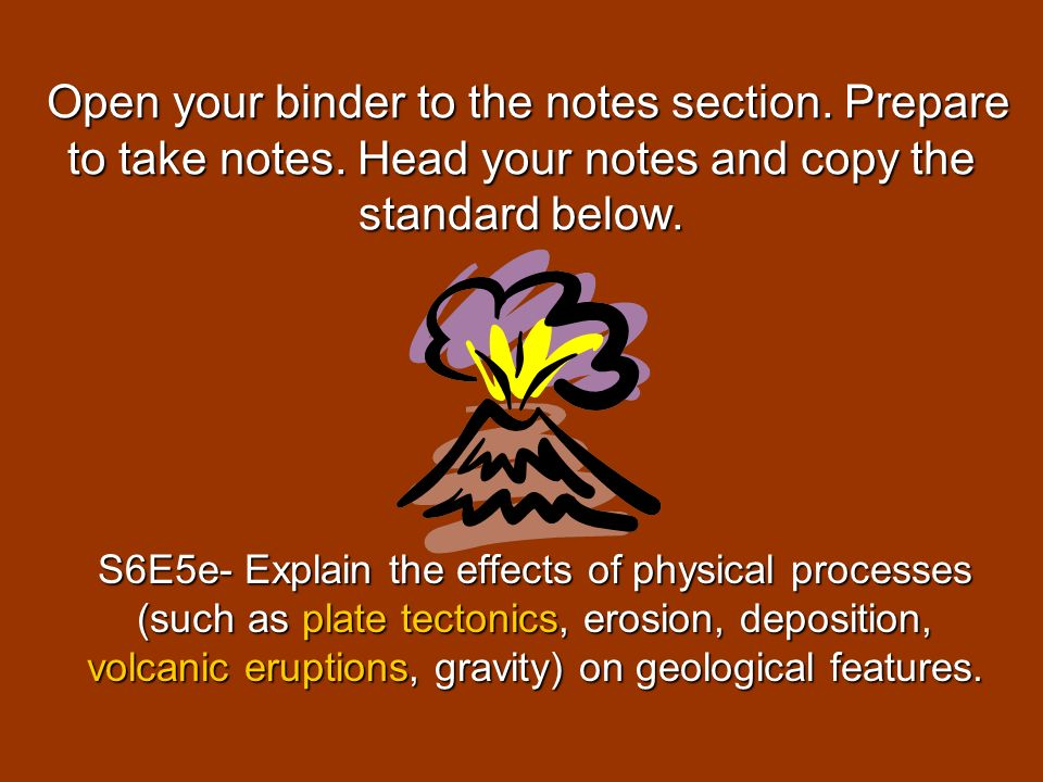 how to prepare lecture notes