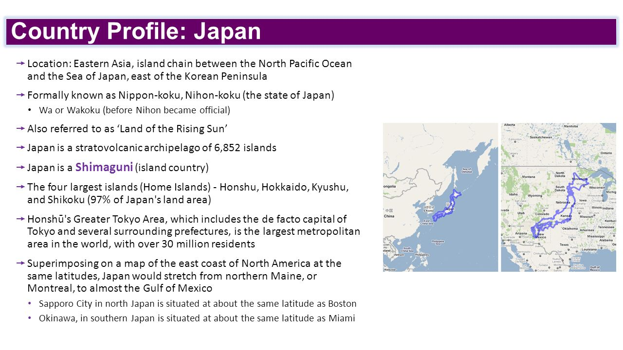 COUNTRY PROFILE OF JAPAN PDF DOWNLOAD