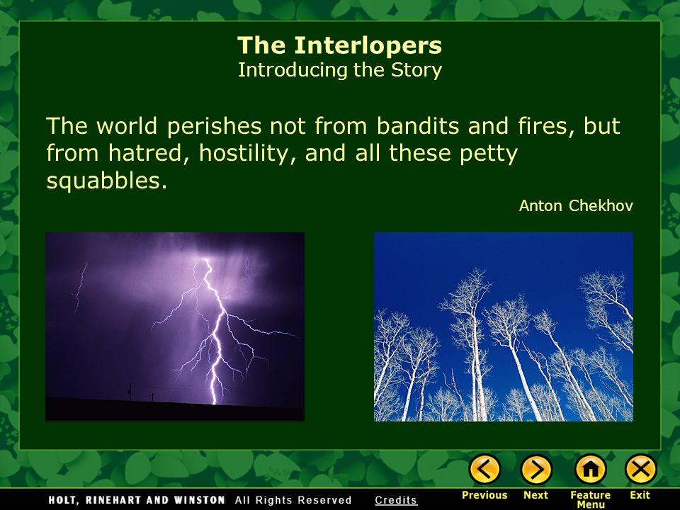 the interlopers