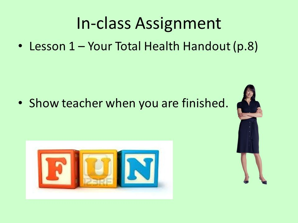 Health 9 - Chapter 1 Understanding Health and Wellness Pages ppt ...