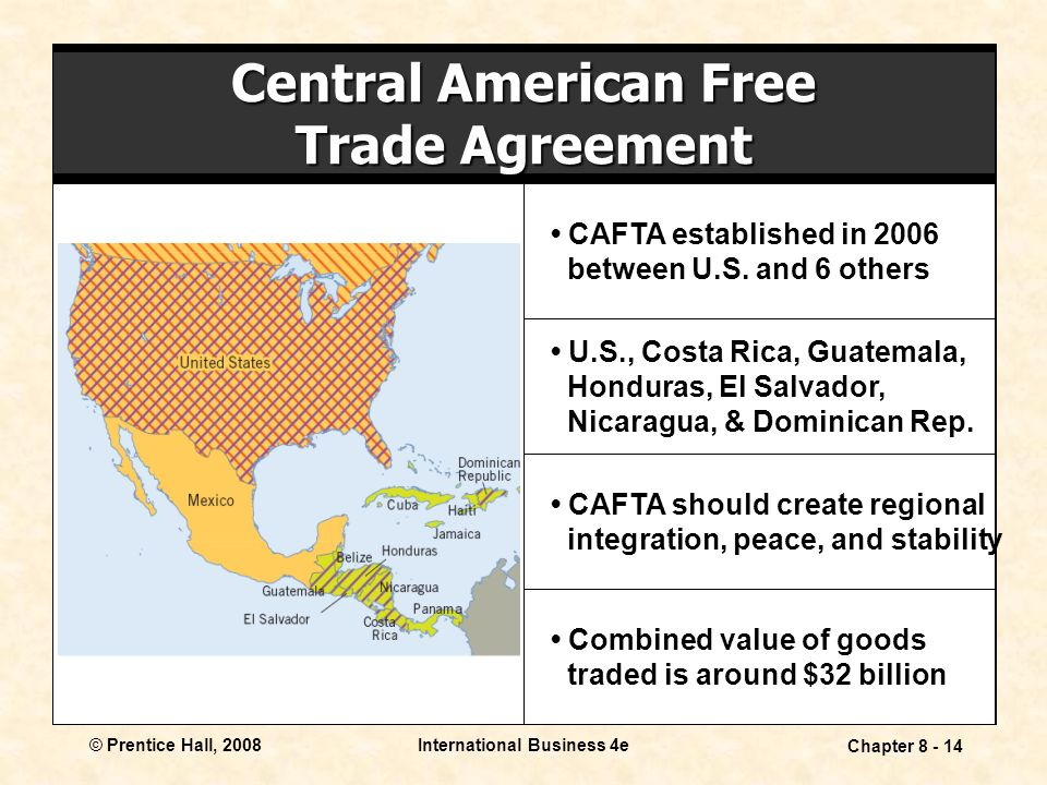 Central American Free Trade Agreement Images Agreement Letter Format