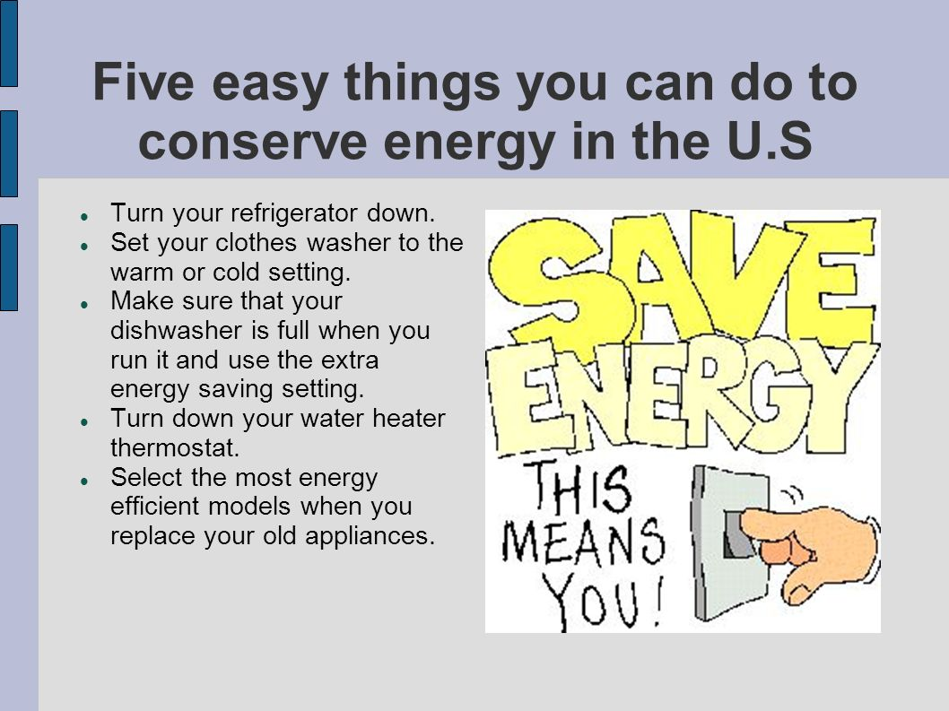 what can be done to conserve energy in the world today Top 6 countries using solar energy by tom chu 2 comments using solar energy has numerous advantages, and that's why many countries have decided to use more renewable energy rather than rely on other forms of energy that are running out.