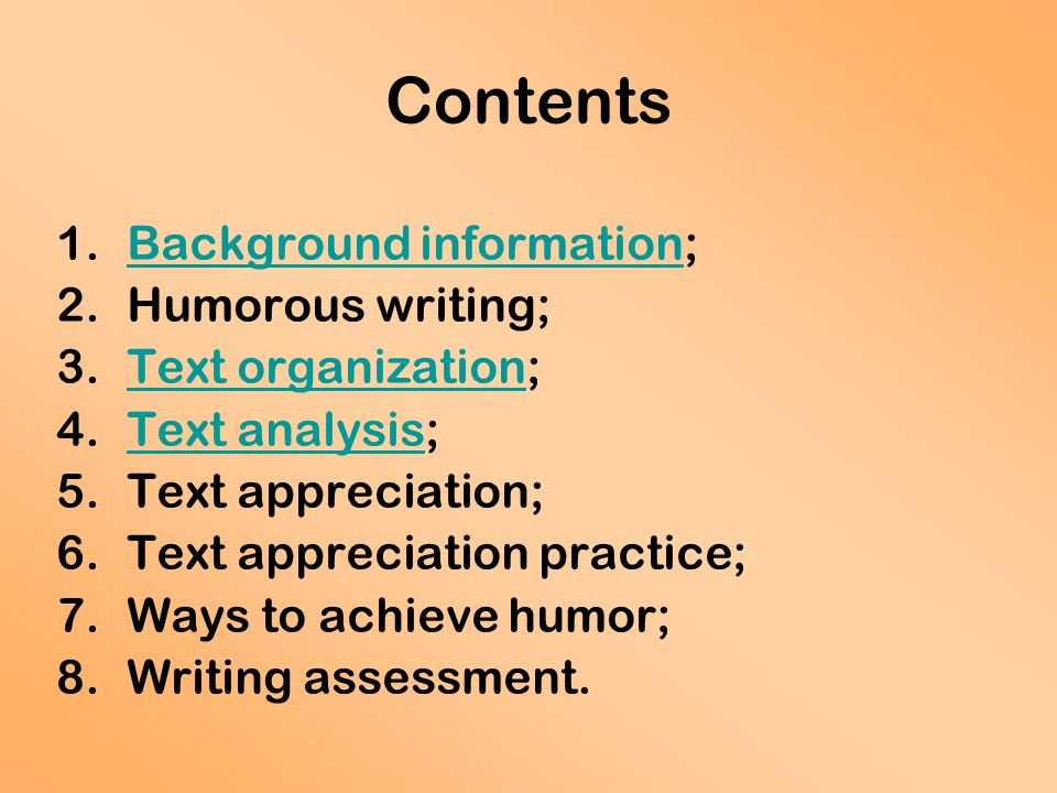 Essay Writing For High School Students Neat People Vs Sloppy People  Contents Background Information  Thesis Statement For Persuasive Essay also Religion And Science Essay Neat People Vs Sloppy People  Ppt Video Online Download Abraham Lincoln Essay Paper