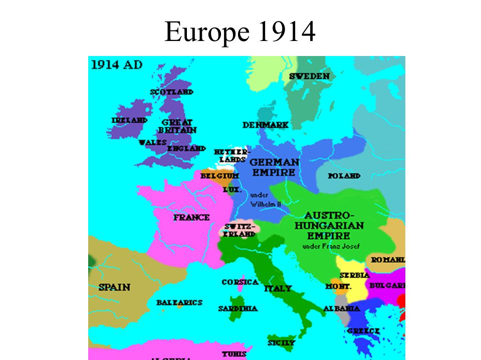 1920s Europe Map.Europe In The 1920s Ppt Download