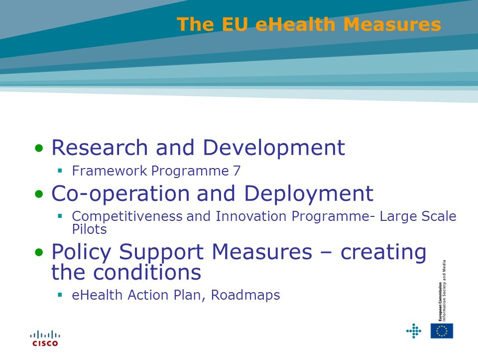 The EU eHealth Measures