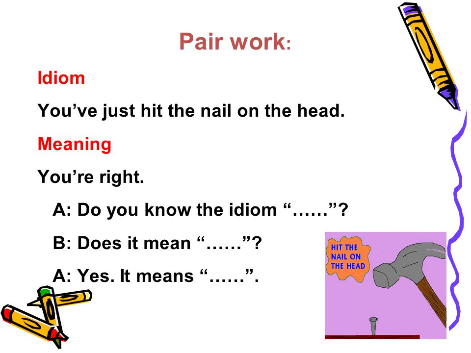 Unit 3 Lesson 1: Idioms with Body Parts Text. - ppt video online ...