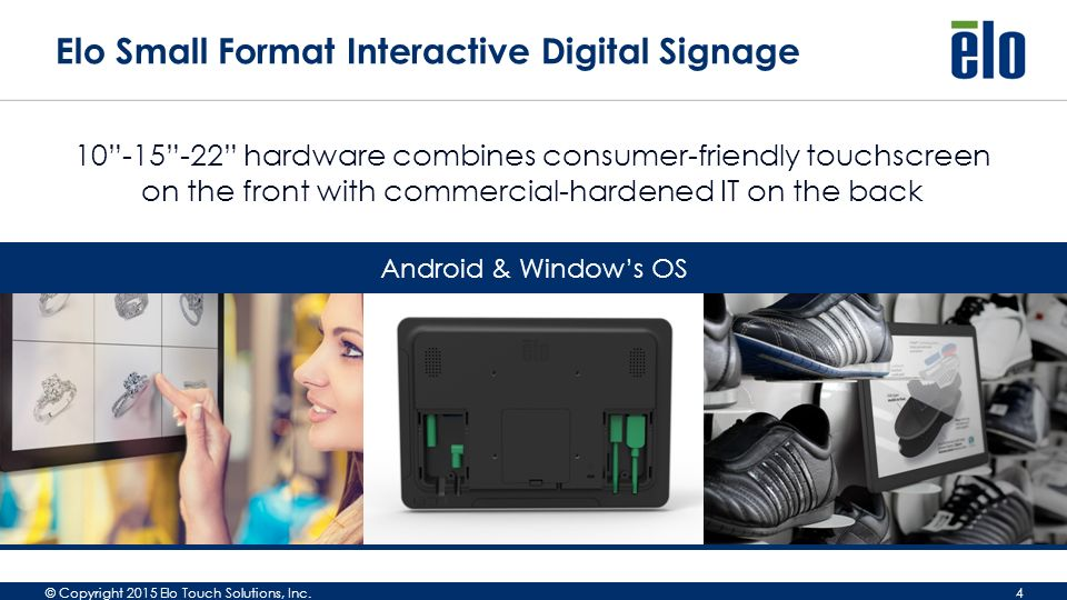I-Series Interactive Signage Product Overview - ppt video