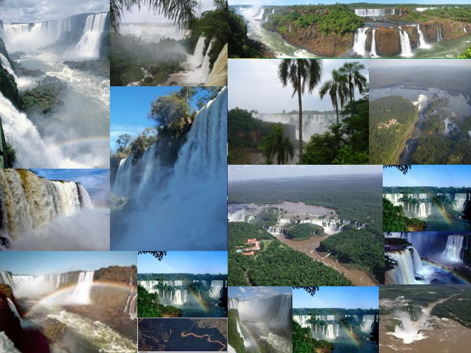 Pictures of the Water fall.