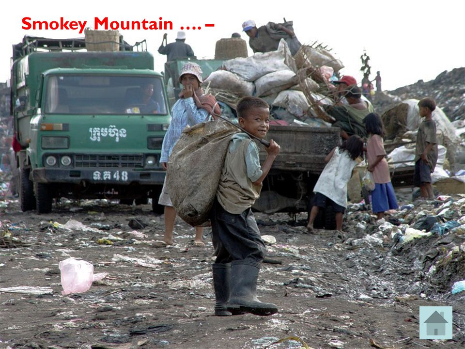Smokey Mountain …. –