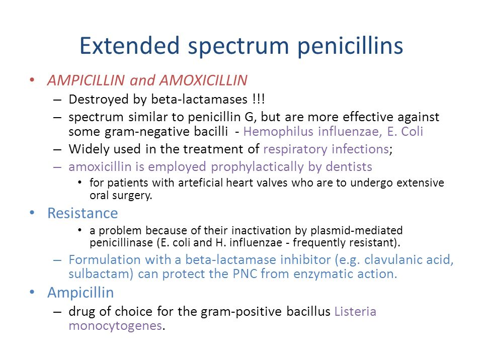 Ampicillin for Injection (ampicillin) dose ... - pdr.net
