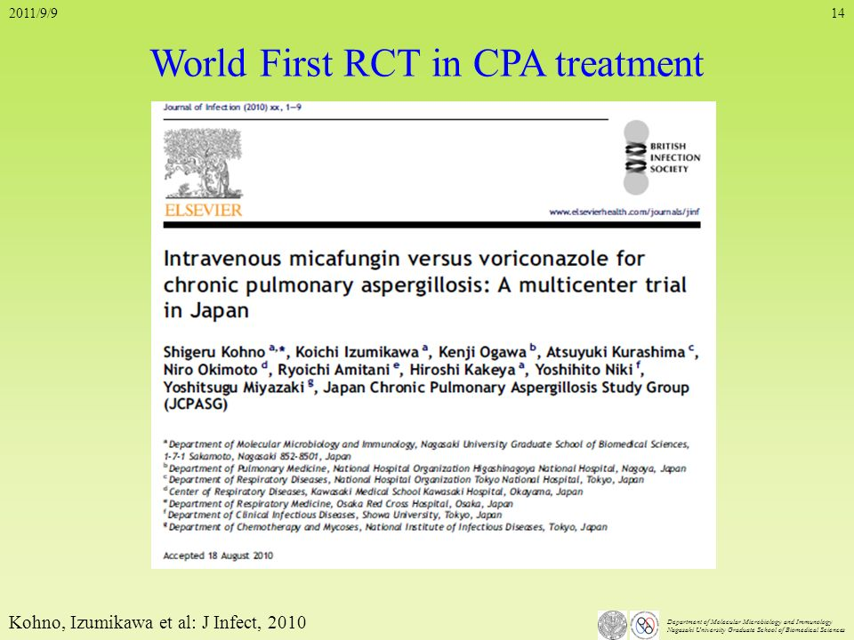 World First RCT in CPA treatment