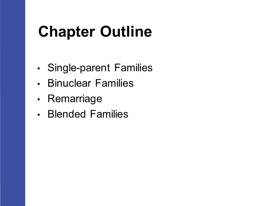 blended family sociology