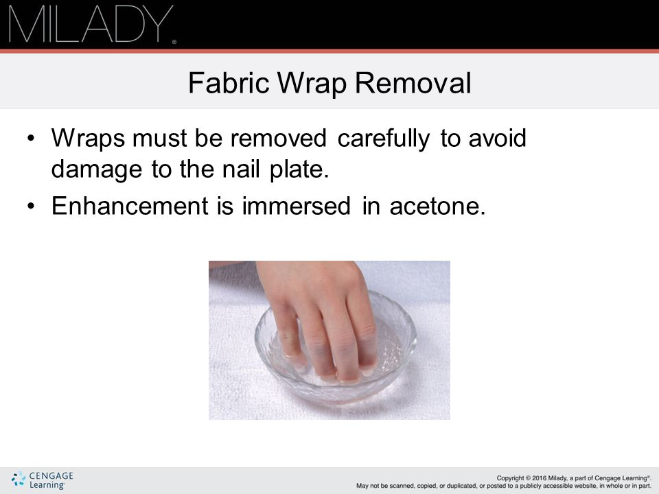 Chapter 27 Nail Tips & Wraps. - ppt video online download