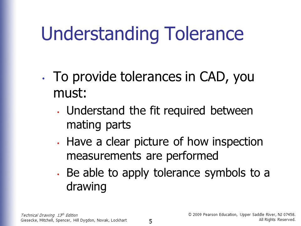 Tolerancing Chapter Ppt Video Online Download