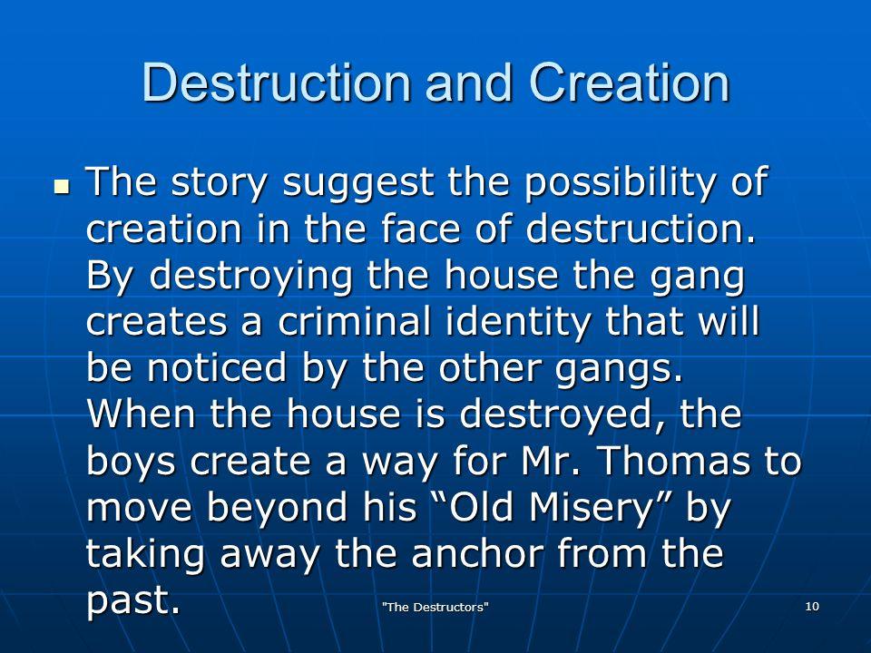 the destructors summary