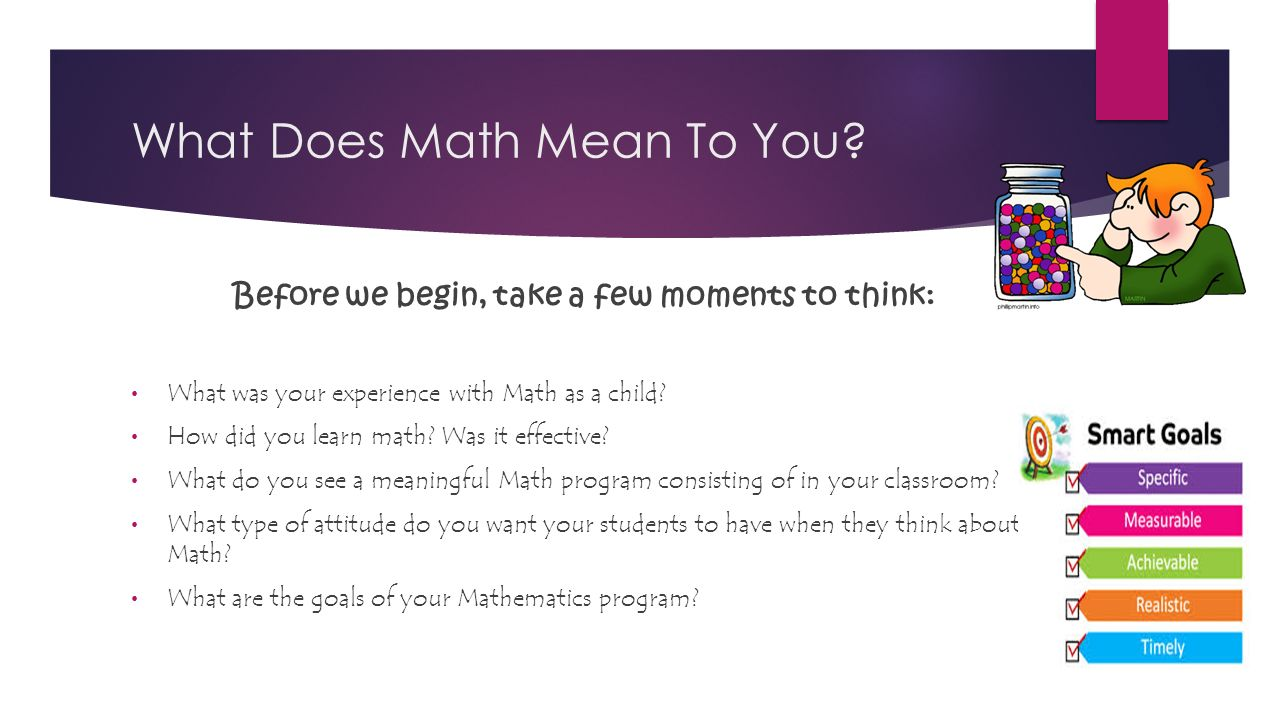 Meaningful Mathematics - ppt video online download