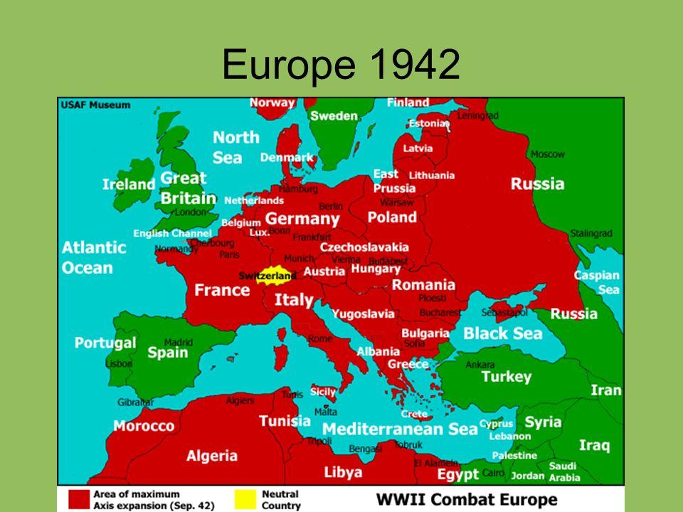 Wwii Europe 1942   www.picswe.com
