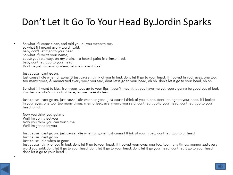 Lyric lyrics to all i need is a touch from you : My Song Lyrics. - ppt video online download