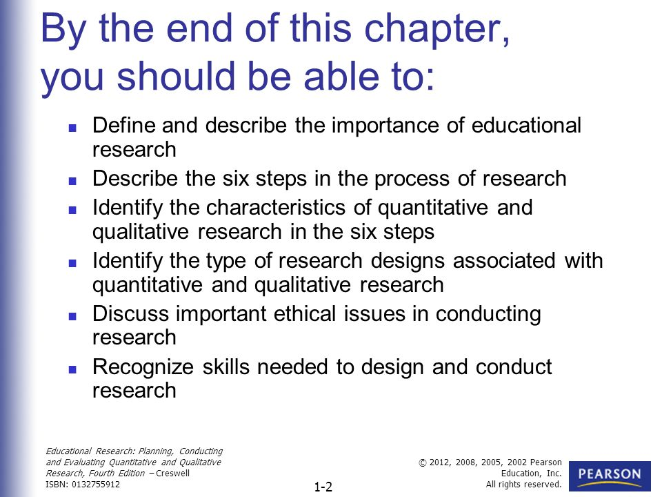 the importance of conducting a site The points listed below clearly show the importance of conducting effective research leading to good decision-making 1to remain well-informed during the process of research, a business would acquire key information related to different areas of the business which the business would analyze, strategize and use the collected business.