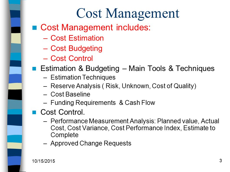 Value analysis and value engineering in cost control.