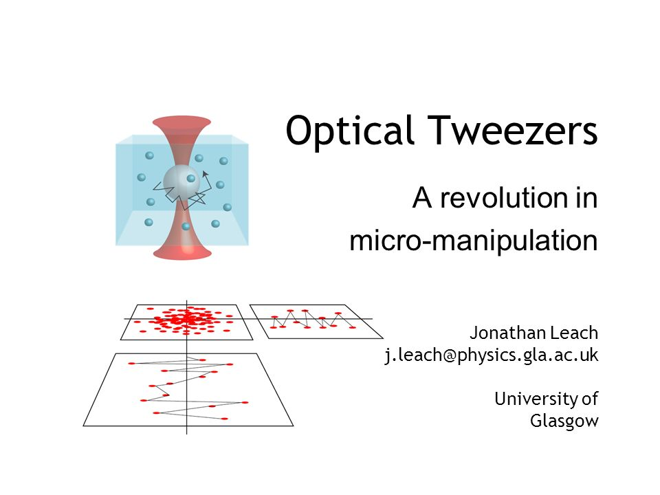 A revolution in micro-manipulation