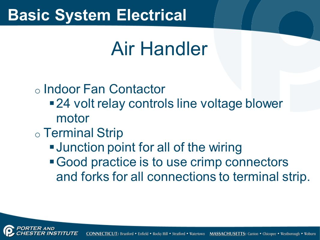 Air Handler Terminology - ppt video online download