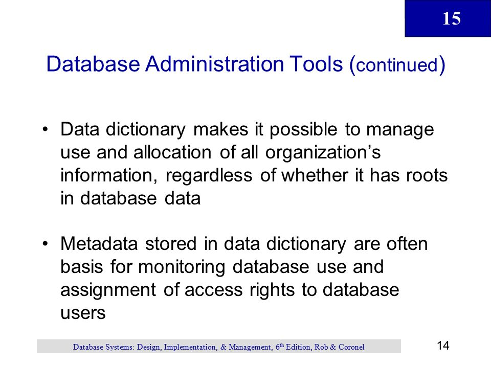 database administrators essay Read this essay on database administration come browse our large digital warehouse of free sample essays get the knowledge you need in order to pass your classes and more.