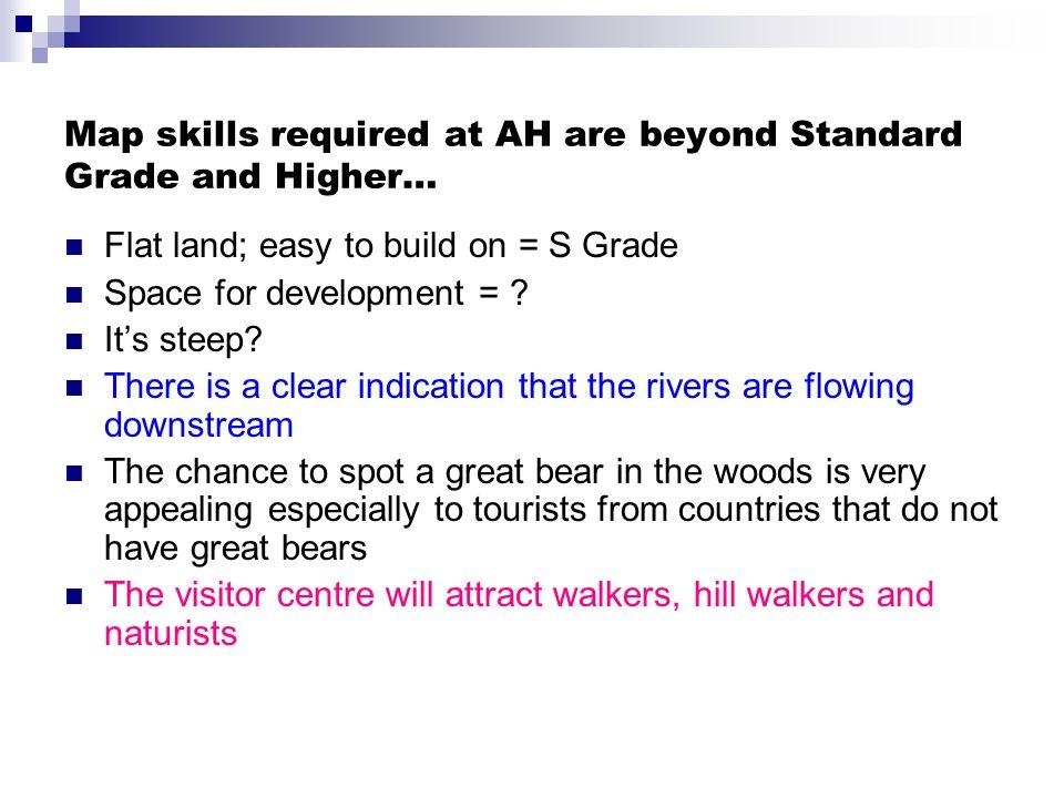 advanced higher english dissertation marking scheme