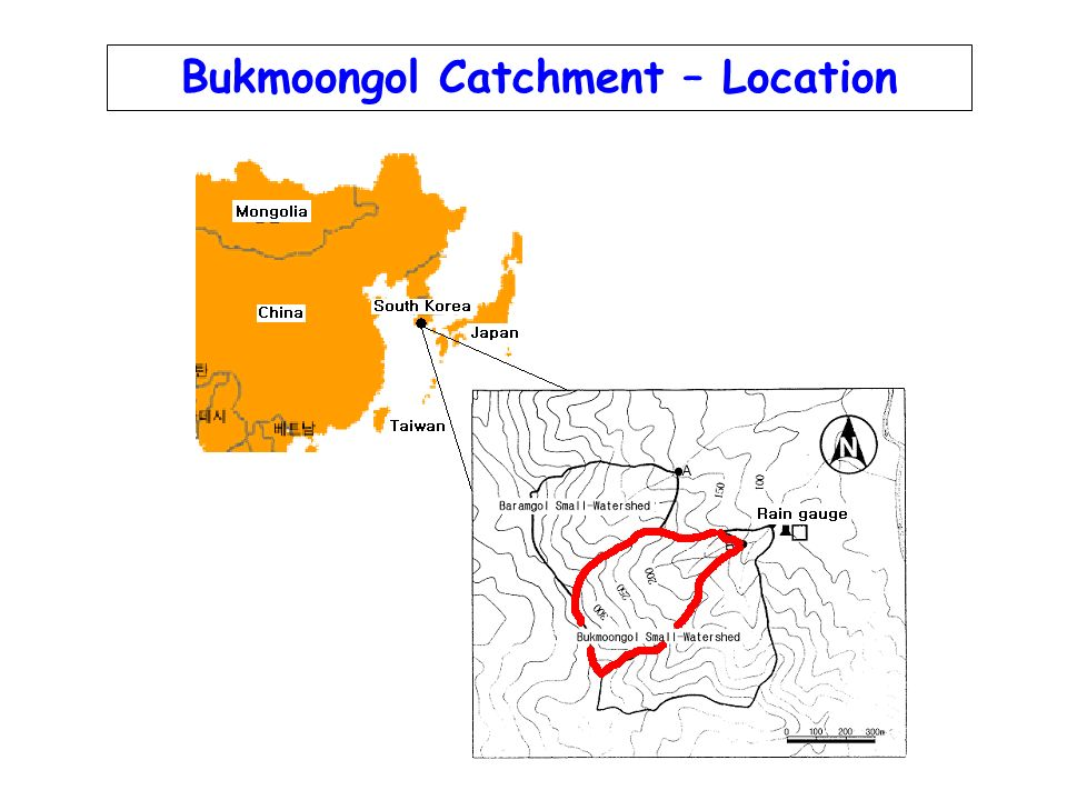 Bukmoongol Catchment – Location