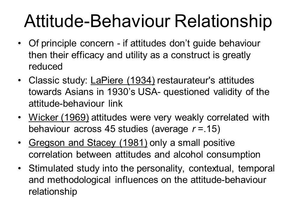 how to change behaviour in relationships