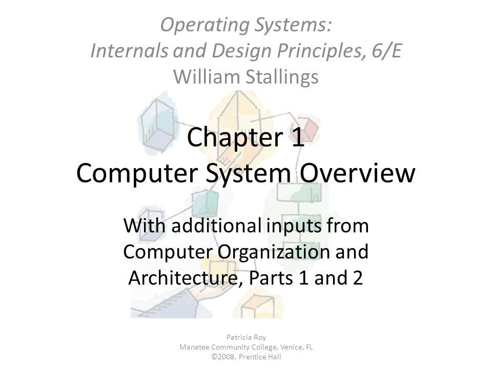 Chapter 1 Computer System Overview