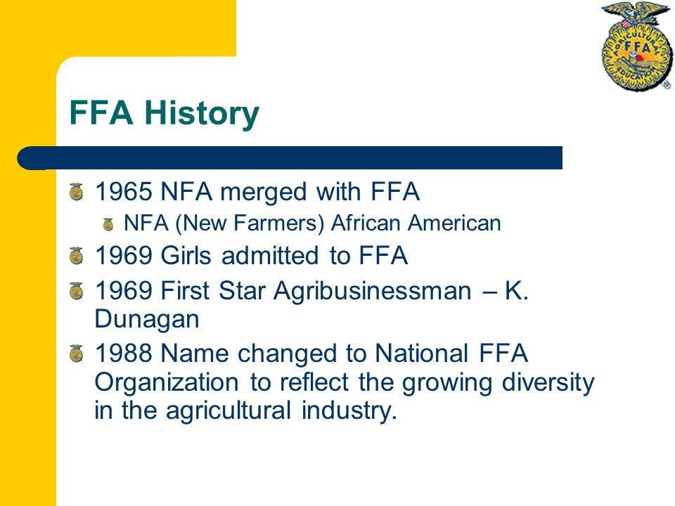 Enjoyable Ffa History Timeline Leon Seattlebaby Co Wiring Digital Resources Counpmognl