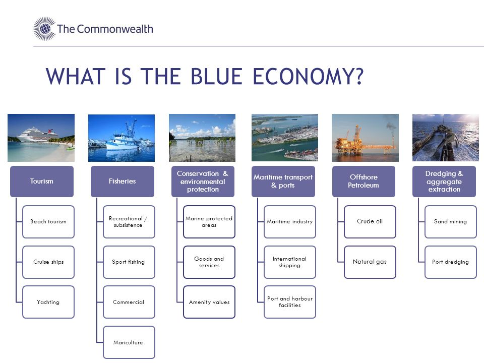 5065d5c5b THE Blue Economy FROM CONCEPT TO REALITY IN THE CARIBBEAN - ppt ...