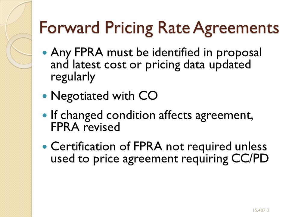 Far 15 Contracting By Negotiation Ppt Download