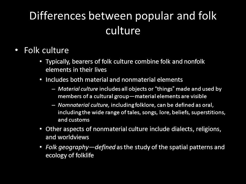 material culture definition
